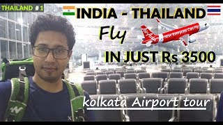 INDIA to THAILAND in Just Rs.3500 | AirAsia: Cheap Flight Bo...