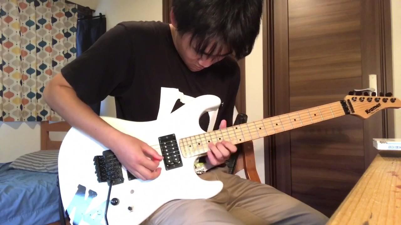 Mrg Forever Backfrom Defying Gravity Guitar Solo Youtube