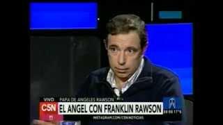 C5N - El Angel de la Medianoche: Entrevista a Franklin Rawson
