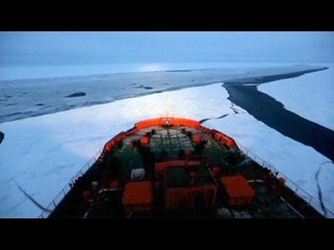 Canada Makes Moves On North Pole
