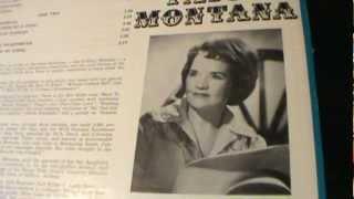 WABASH CANNONBALL/ Patsy Montana w/Waylon Jennings lead guitar