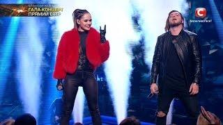Baixar Юлия Санина и DETACH - We Will Rock You (Queen)  Гала-концерт «Х-фактор-7» (24.12.2016)