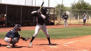 Luis Robert, CF, Chicago White Sox - Extended Spring Rehab Out…