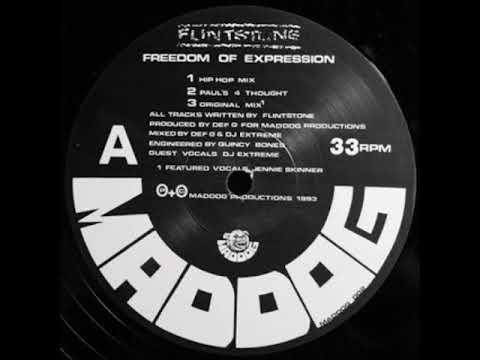 Flintstone - Freedom Of Expression