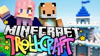 Castle Make-over! | Minecraft TrollCraft | Ep. 10