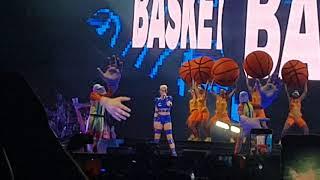 Gretchen no show da Katy Perry em São Paulo
