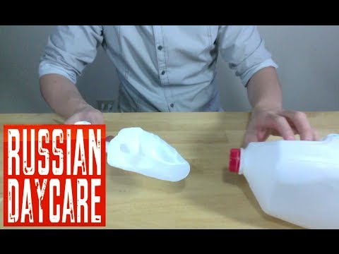 how to make plastic containers