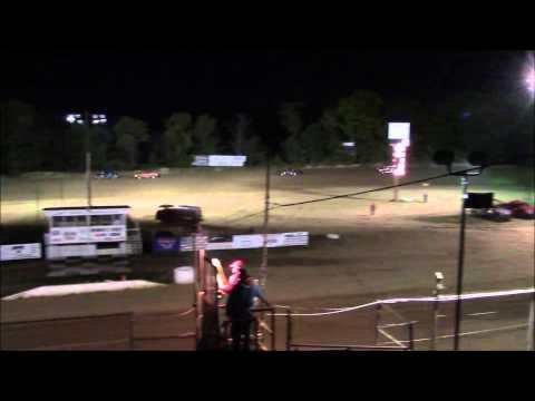 Butler Motor Speedway Street Stock Heat #1 9/12/15