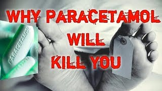 Must Know facts about Paracetamol overdose or you will die - panadol side effects