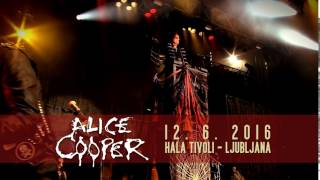ALICE COOPER - TV OGLAS