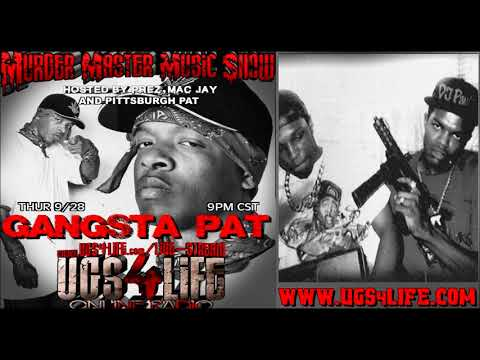 Gangsta Pat on early days w/ DJ Paul and Lord Infamous