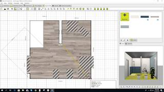 How to measure distances and insert dimension lines in Tilelook