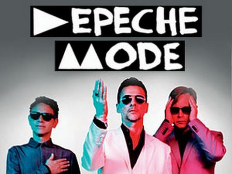 Depeche Mode live at Delta Machine album launch, Vienna, March 2013