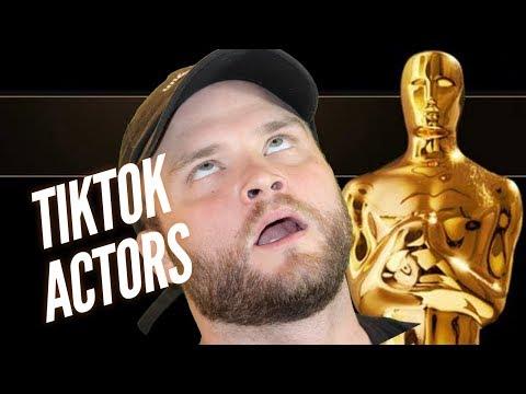 Serious Actors on TikTok