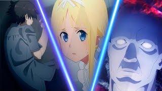 САО:Алисизация. Если не понял,что происходит в 1 серии 3 сезона.SAO: Alicization.(Спойлеры).