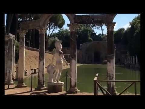 Hadrian's Villa - Tivoli - Rome