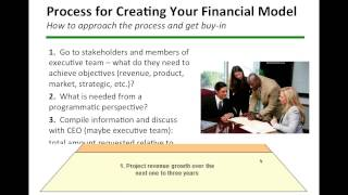 Creating a Business Financial Plan that Investors Will Love!