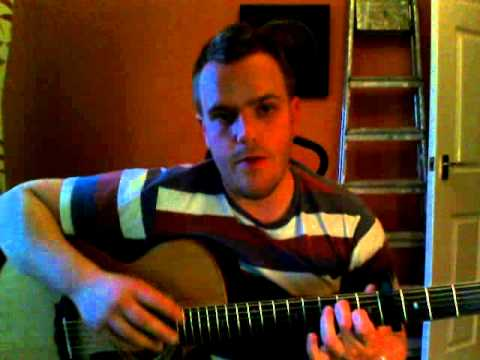 City and Colour - Two Coins Acoustic Tutorial - YouTube