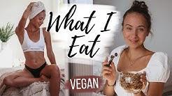 WHAT I EAT + Kalorien + Gesundes Granola Rezept // annrahel