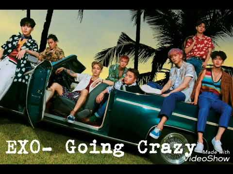 ringtone'-•exo---°going-crazy~