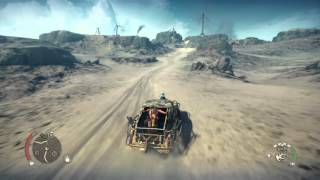 Mad Max (Free Roam) Game Complete