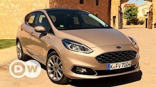 Gute Gene: der neue Ford Fiesta | DW Deutsch