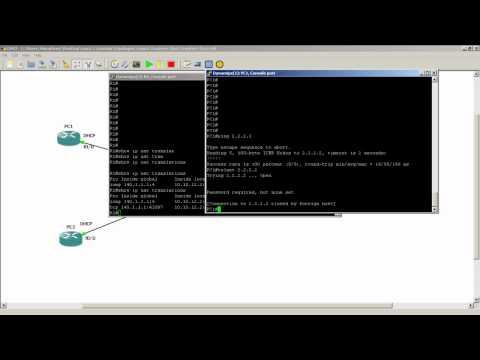 RouterGods - Verifying NAT/PAT configuration with show ip nat translations