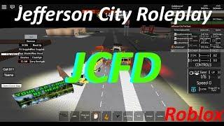 Roblox Lets Play #9 (Jefferson City Fire Dept)