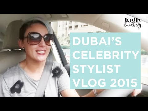 Day In the Life of Dubai's Celebrity Stylist - GRAZIA STYLE AWARDS