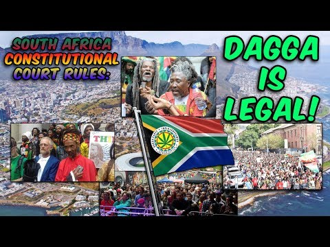 Dagga is Legal! South Africa becomes the Latest Whole Country to Legalize Weed!