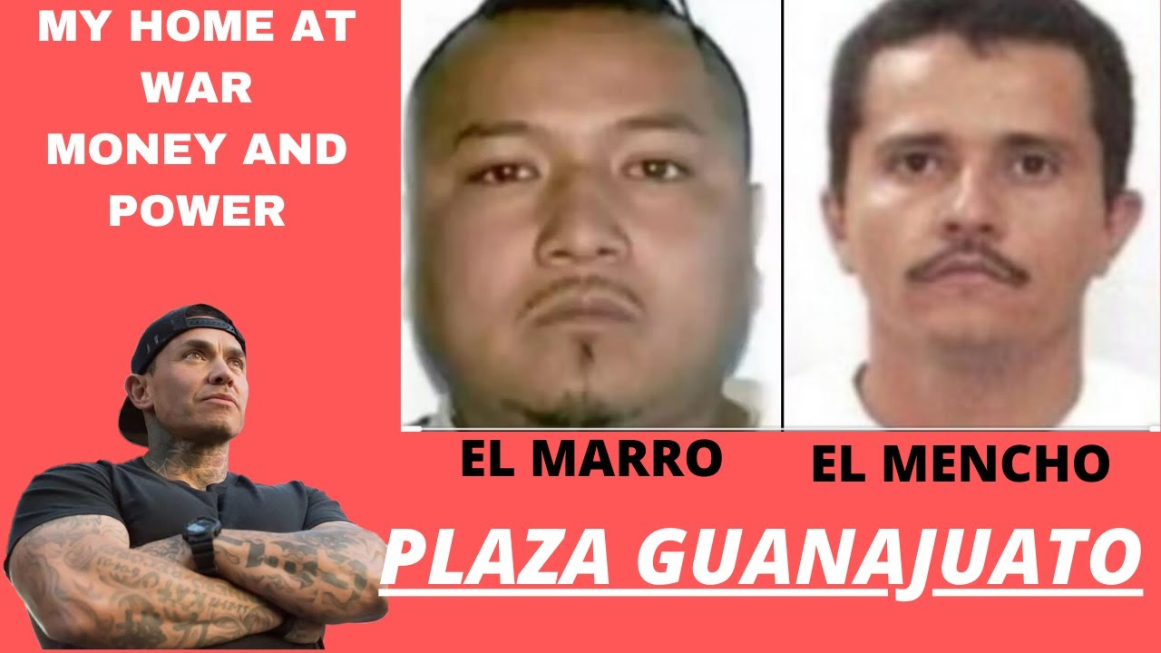 Mexico arrests 'El Marro,' gang leader in a bloody cartel war