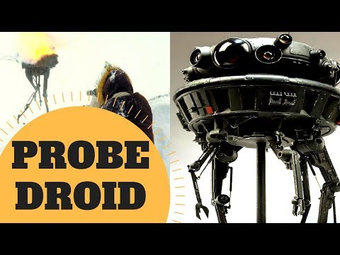 ALL YOUR BASE ARE BELONG TO US! - Viper Probe Droid Probot Lore - Star Wars Canon & Legend Explained