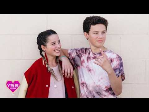 EXCLUSIVE: Annie LeBlanc & Hayden Summerall Friendship 411 | YSBnow BFFriday