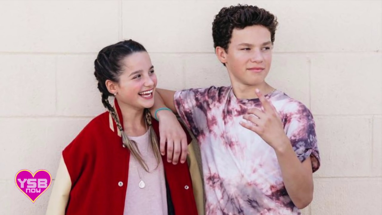 EXCLUSIVE: Annie LeBlanc & Hayden Summerall Friendship 411 ...