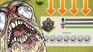 MEIN CLAN TROLLT MICH!    CLASH OF CLANS    Let's Play CoC [Deutsch/German HD+]