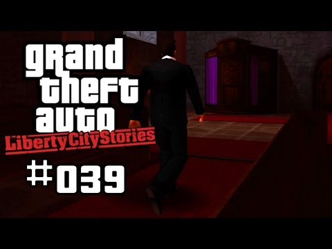 Let's Play GTA Liberty City Stories #039 [100%] L.C. Confidential | Himmelfahrt und Hochkaräter