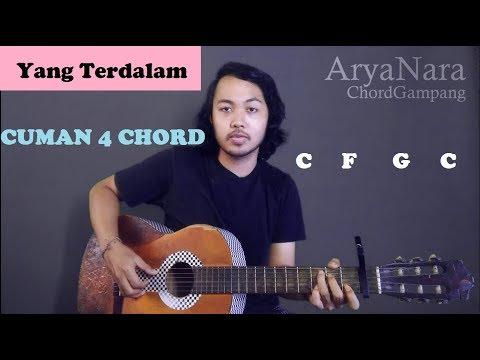 Chord Gampang (Yang Terdalam - Peterpan) By Arya Nara (Tutorial Gitar) Untuk Pemula