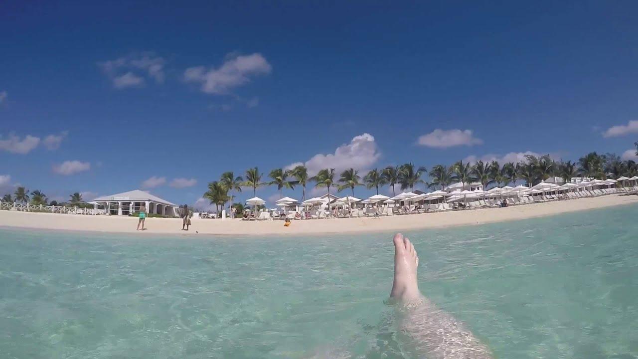 Private Island Beach Day From Nassau