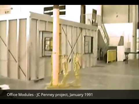 Office Modules - JC Penney project, January 1991