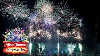Video Alton Towers Ultimate Firework Spectacular 2017 HD 60FPS download MP3, 3GP, MP4, WEBM, AVI, FLV November 2018