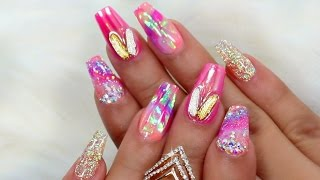 EASY AND STUNNING SUMMER NAILS