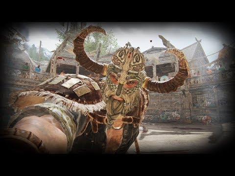 [For Honor] Scariest Orochi Ever - Berserker Duels