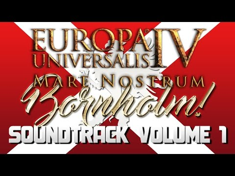 BORNHOLM Soundtrack - Volume 1 | Chill Celtic Fantasy Music | EU 4 Music