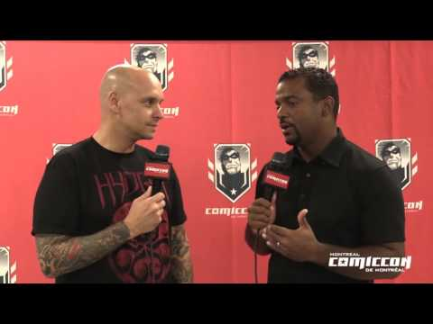 Interview with Alfonso Ribeiro at Montreal Comiccon 2016
