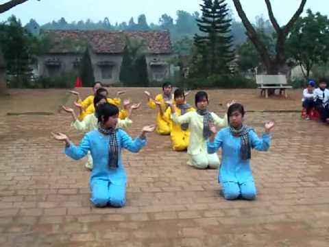 THCS Hoang Dan 2011 - Biet on chi Vo Thi Sau