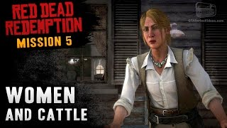Red Dead Redemption - Mission #5 - Women and Cattle (Xbox One)