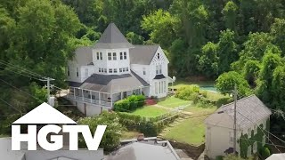 Road To Takeover Episode 2: The Big Fish House | Home Town Takeover | HGTV