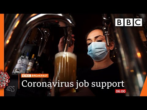 Covid: Rishi Sunak expected to increase tier 2 jobs support 🔴 @BBC News live – BBC