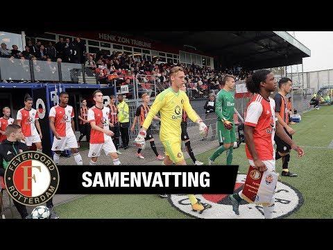 Samenvatting | Feyenoord O19 - Shakhtar Donetsk O19