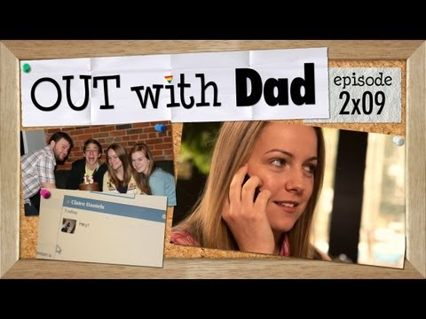 ''Chatting with Claire'' - episode 2x09: Out With Dad